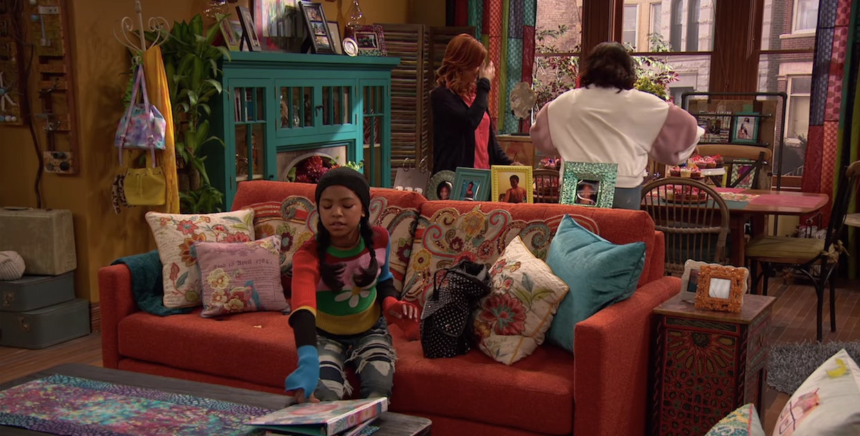 The One Nostalgic \'Raven\'s Home\' Reference \'That\'s So Raven ...