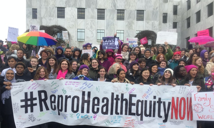 Oregon's Fight For Abortion Access Didn't Leave Anyone Behind
