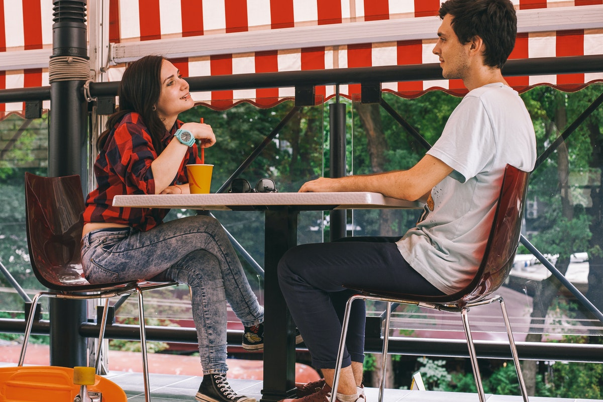 what to do when you start dating someone new The one thing you should absolutely not do when dating have you ever had amazing every time you meet someone new, both you and that other person have.