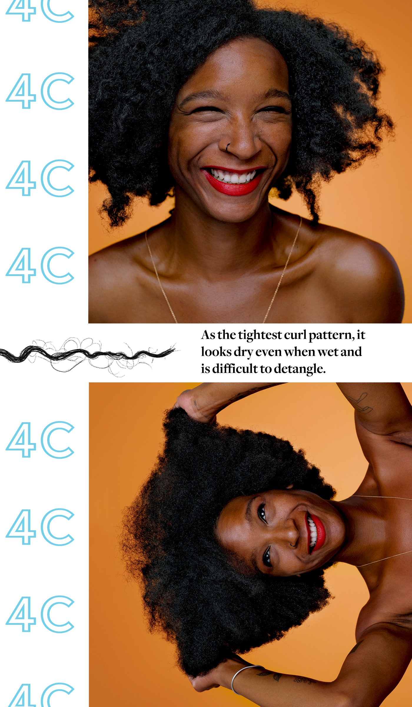 How To Tell Your Curl Type So You Can Get The Most Out Of Your Hair