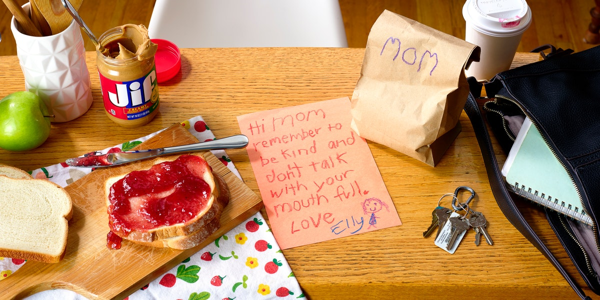 We Imagined A World Where Kids Are In Charge Of Lunchtime, And Spoiler: It's Adorable