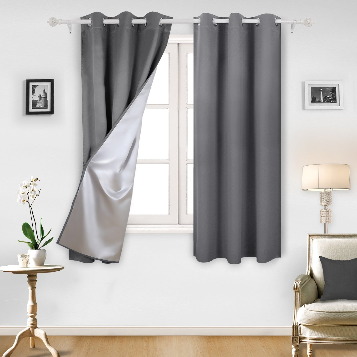 Blackout Curtains With Designs Pusmun