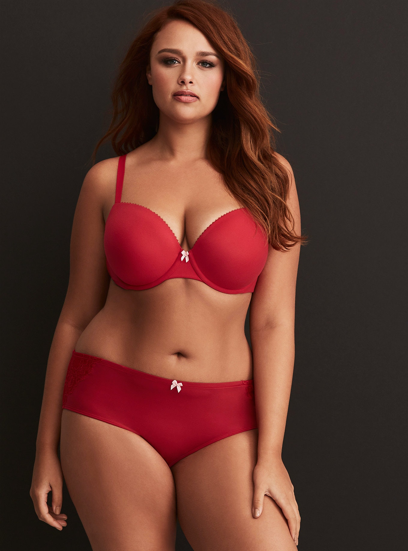 29e37c14fb8 What s In The Torrid Curve Intimates Collection  The Brand s New Intimates  Line Is Equal Parts Sexy   Comfortable