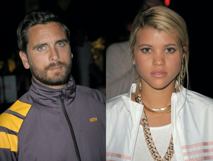 Image result for Scott Disick and Sofia Richie