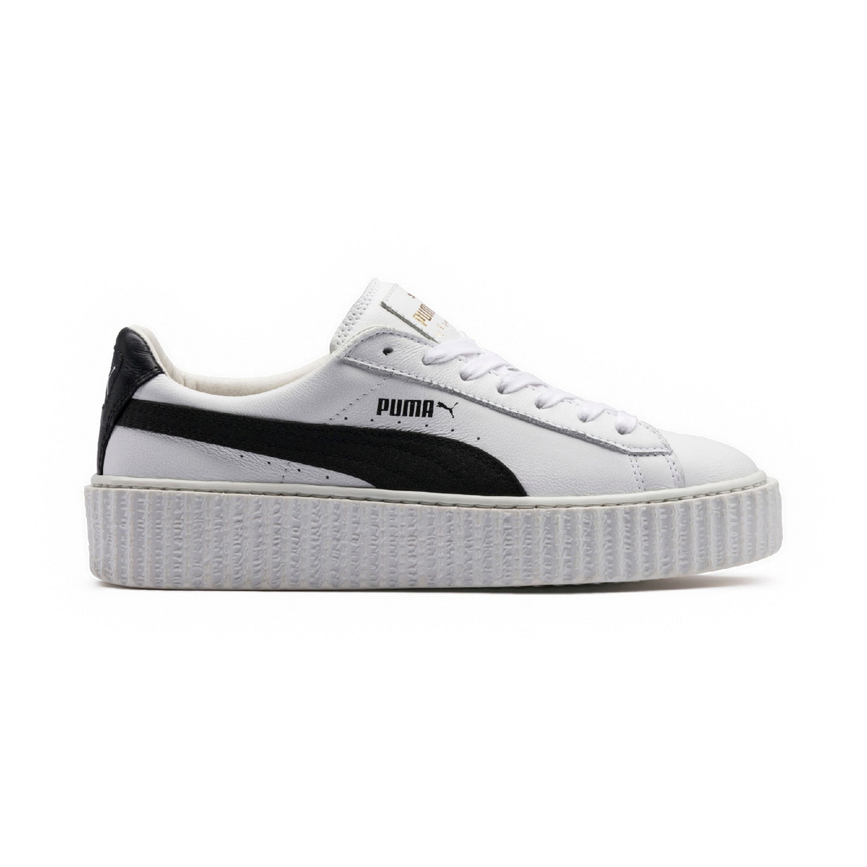 When Can You Buy The Fenty Puma Creepers With Ankle Straps  The Kicks Just  Got Another Upgrade cf6766d91