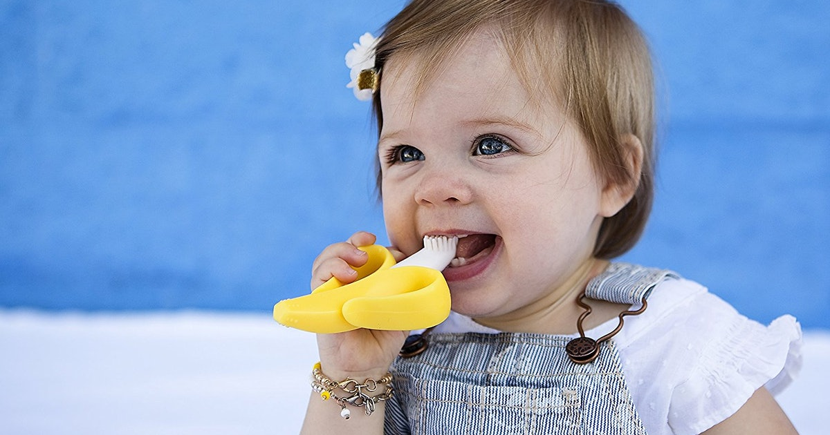 The 10 Best Toothbrushes For A 1 Year Old