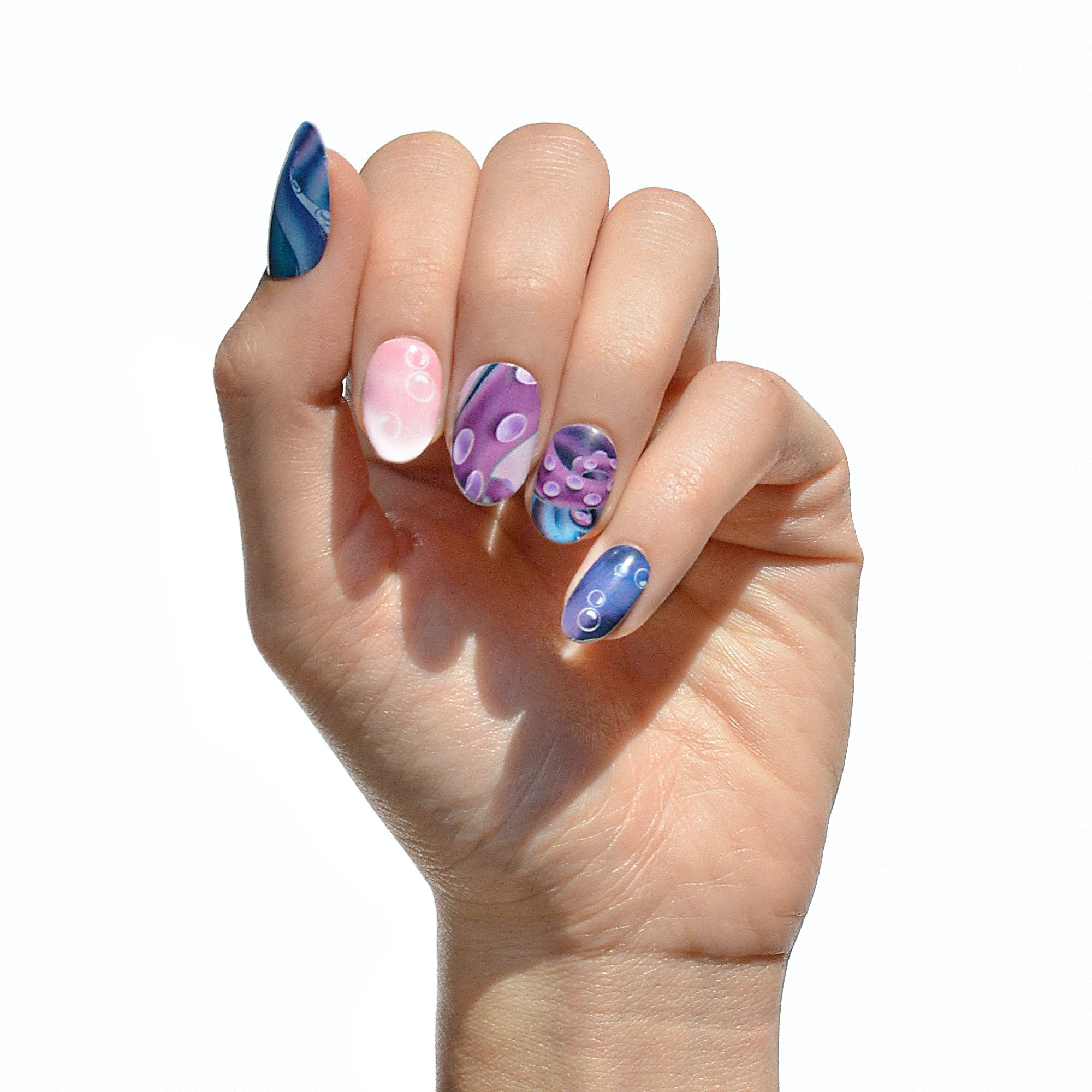 These Disney-Inspired Mani Wraps Will Help You Nail Your Halloween ...
