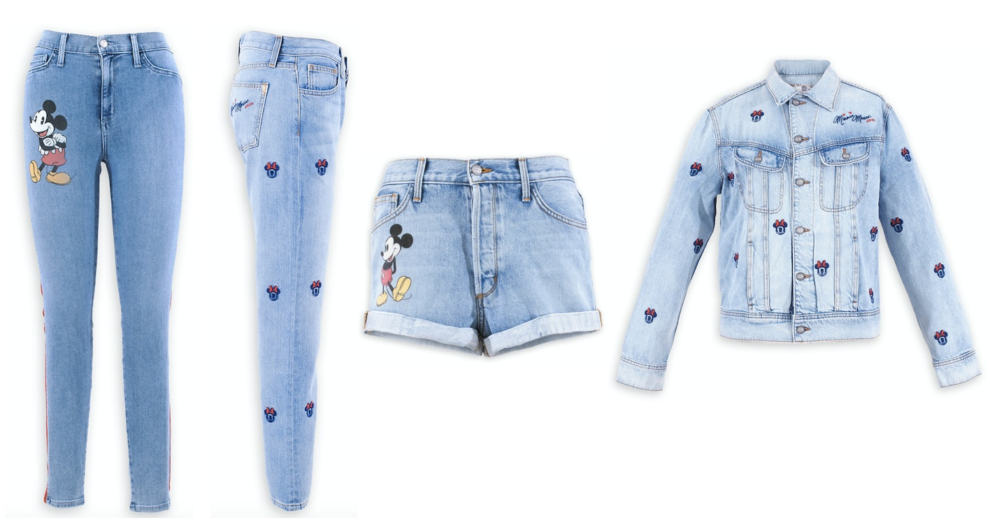 c44d4efcc2 This Disney Denim Collection Is Perfect For Every Mickey & Minnie Mouse Fan