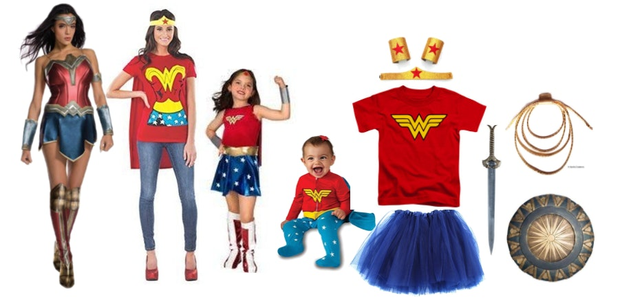 Justice League Halloween Costumes For The Whole Family Because The World Needs You  sc 1 st  Romper & Justice League Halloween Costumes For The Whole Family Because The ...