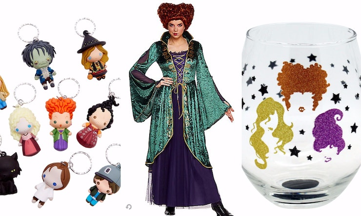 spirit halloweens hocus pocus collection is a spooky 90s babys dream come true - Spirit Halloweens