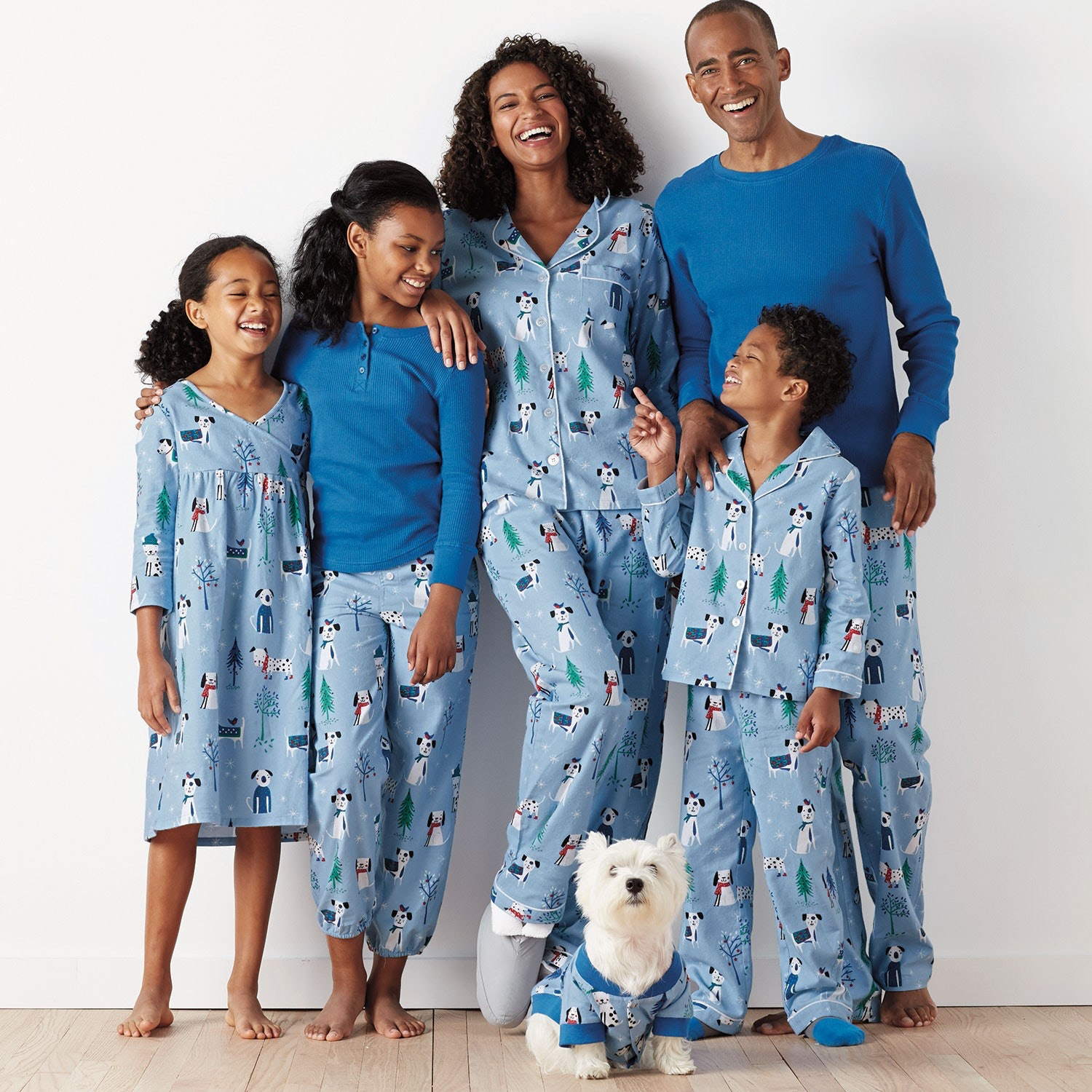 da04bfc97887 5 Dog   Owner Pajamas Meant For Your Lazy Sundays Chilling With The ...
