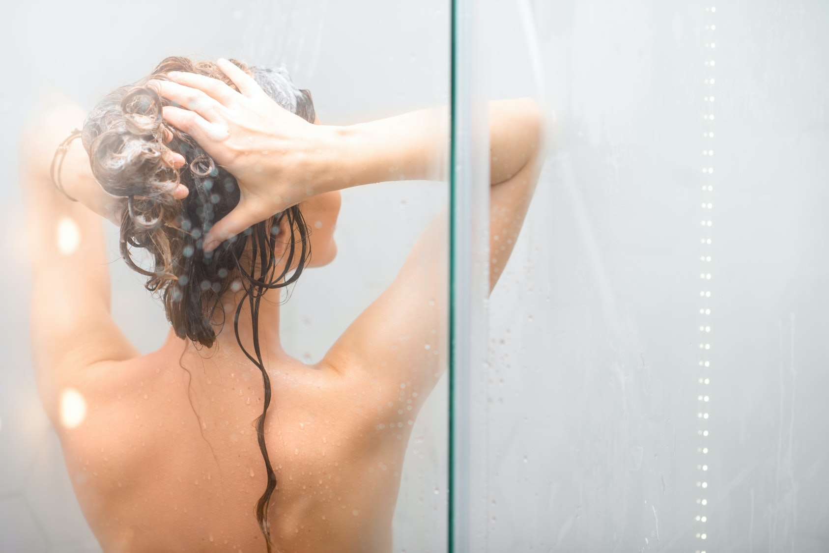 Can't Quit Those Long, Hot Showers Here's How to Save YourSkin