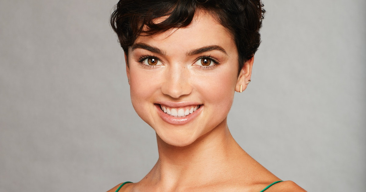 Is Bekah M The First Bachelor Contestant With Short