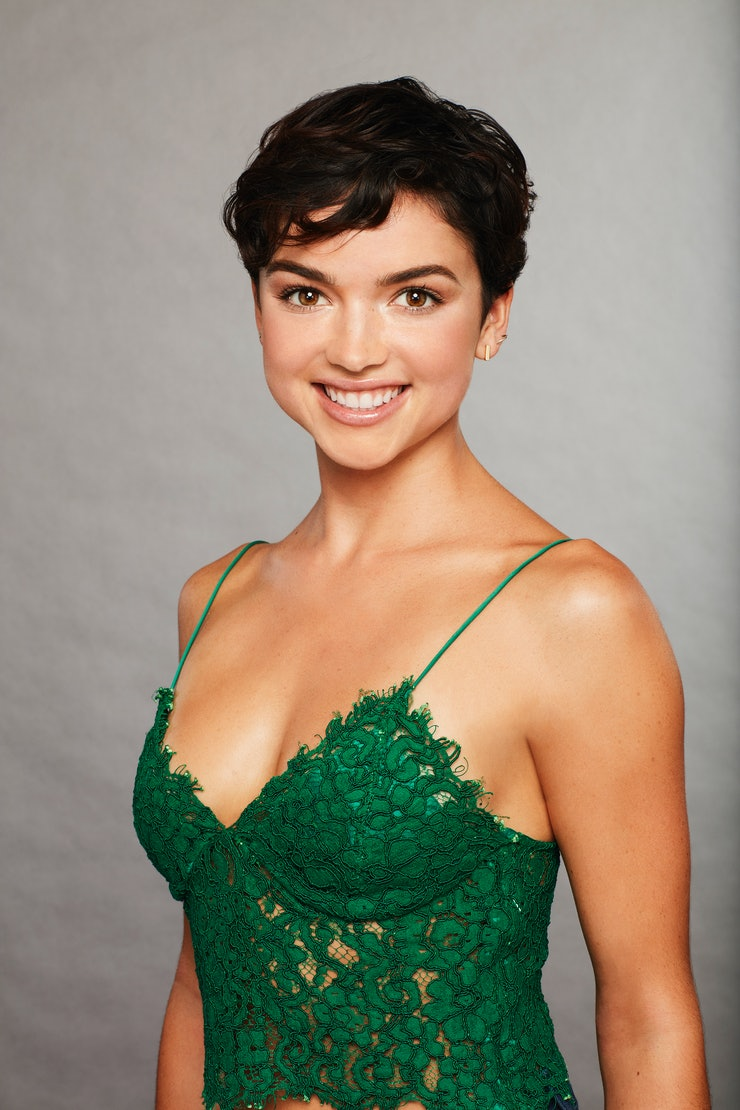 Is Bekah M. The First 'Bachelor' Contestant With Short