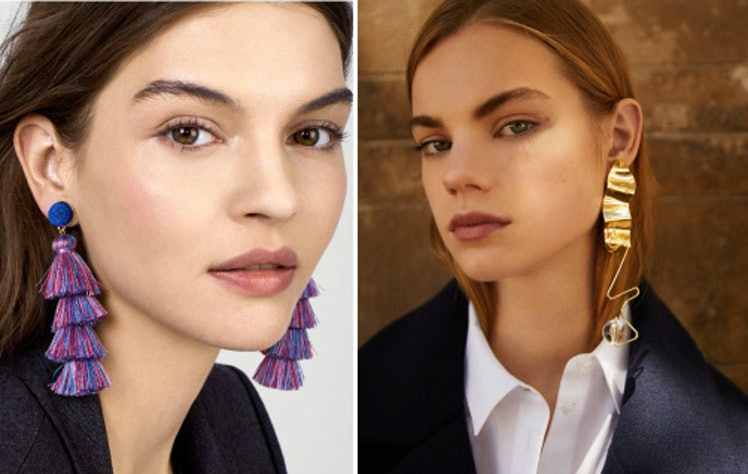 2018 Jewelry Trends Predict Statement Earrings Are Going ...