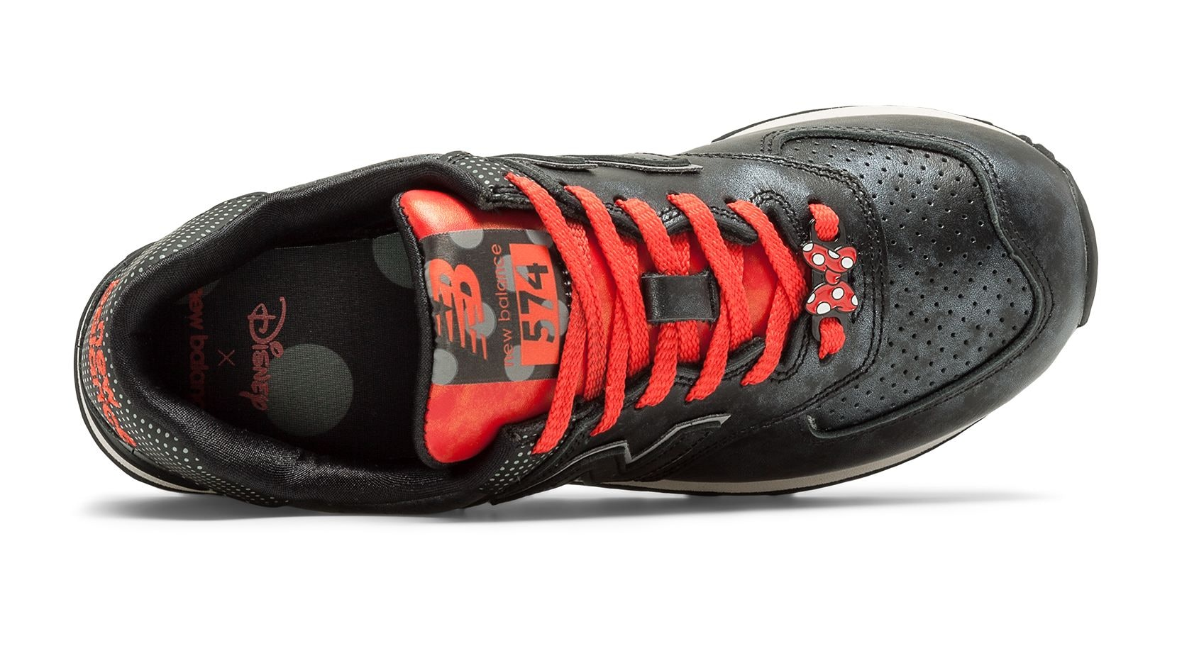 Where Can You Buy Minnie Mouse x New Balance Sneakers  The Understated Line  Is Polka Dot Perfection 32f0b3fe4