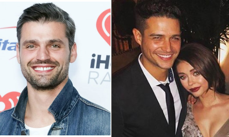 Peter Kraus Responds To Wells Adams Sarah Hyland Dating Its Too Cute EXCLUSIVE
