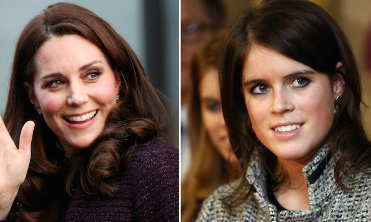Princess Eugenie S Engagement Ring Vs Kate Middleton Show They Re Very Similar