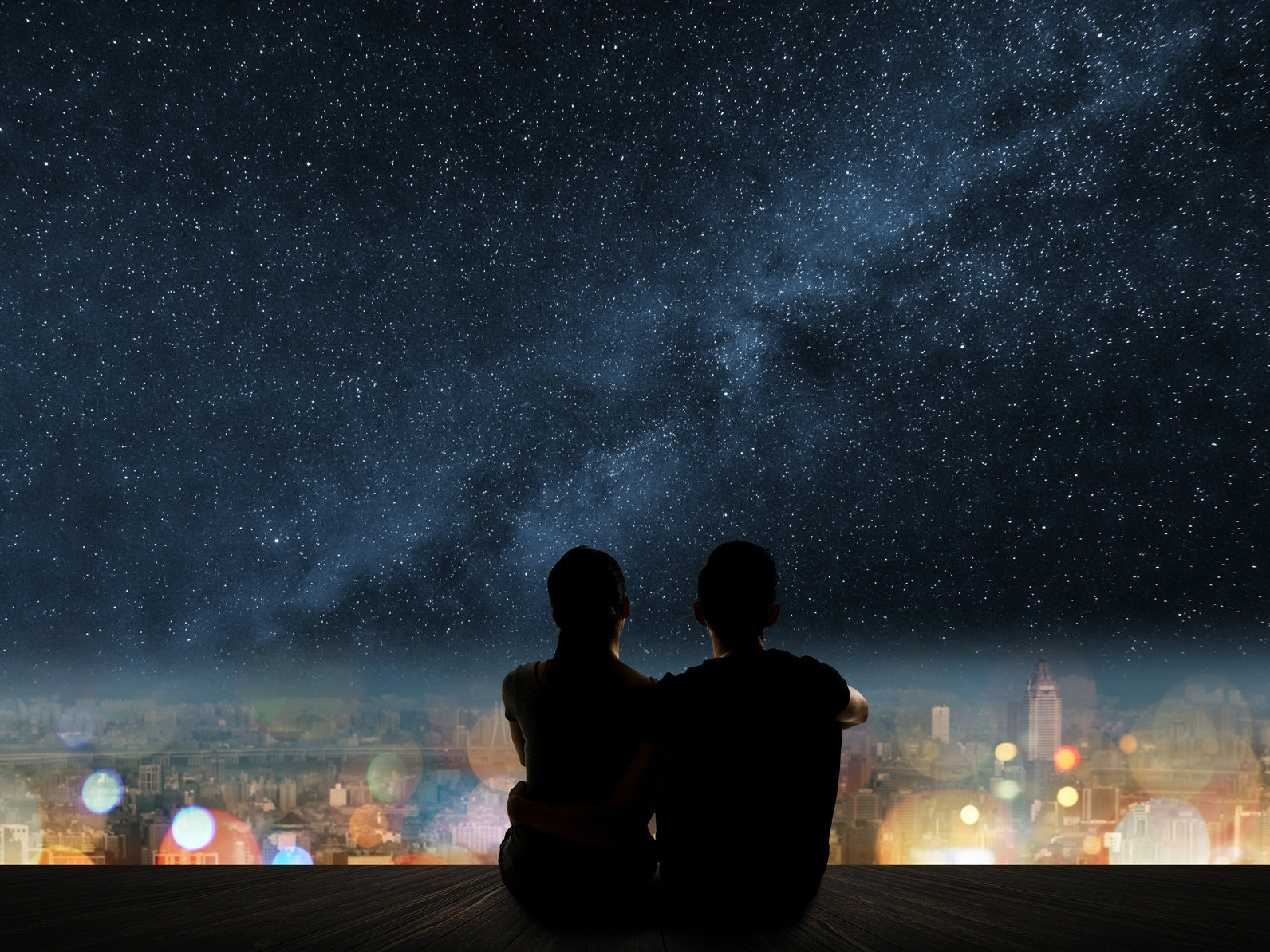 romantic stargazing ideas