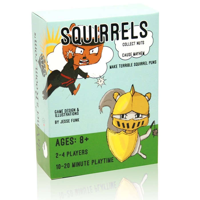 The 10 best 2 player board games 6a fast paced strategy card game thats packed with squirrel puns solutioingenieria Gallery