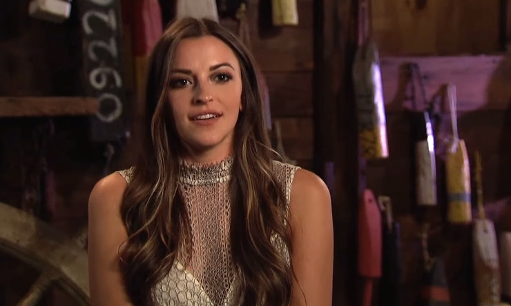 tia arie had an honest conversation about religion on the bachelor which is refreshing for the show - De Bachelor Girls Nick