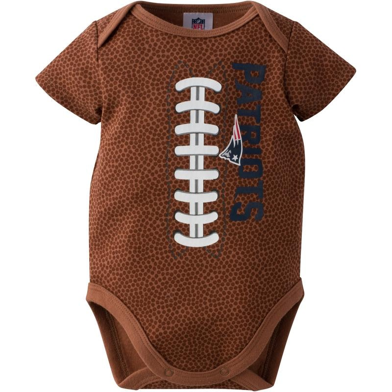 23efc97ad 7 Adorable Baby Onesies For Patriots Fans Because They ve Basically Been  Born To Win