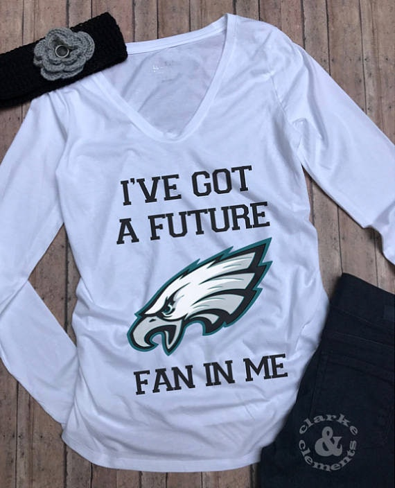 7 Great Maternity Outfits For Eagles Fans dcfb0c623
