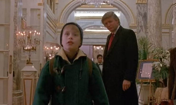 Macaulay Culkin Hates Donald Trump's 'Home Alone 2' Cameo ...