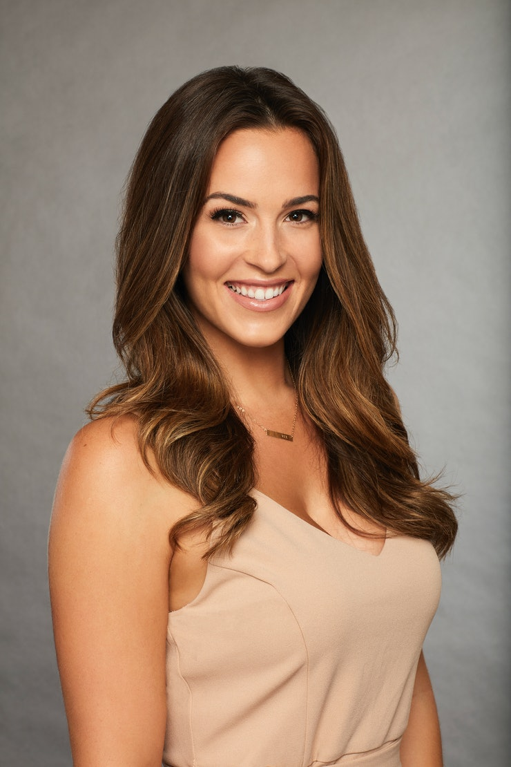Caroline the Bachelorette