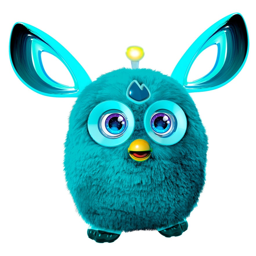 The History Of Furby, The Electronic Pet That Took The Late '90s By