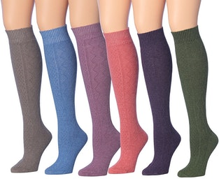 5The Best Knee-High Wool Socks For Tall Boots 58e4584dc1