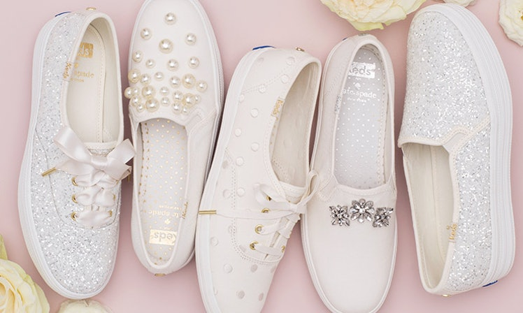 Kate Spade Wedding Shoes Keds