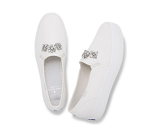 795b1a6829c7 Keds x Kate Spade Wedding Shoes Are The Comfy Bridal Shoes Of Your Dreams