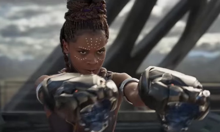 Image result for shuri black panther pictures
