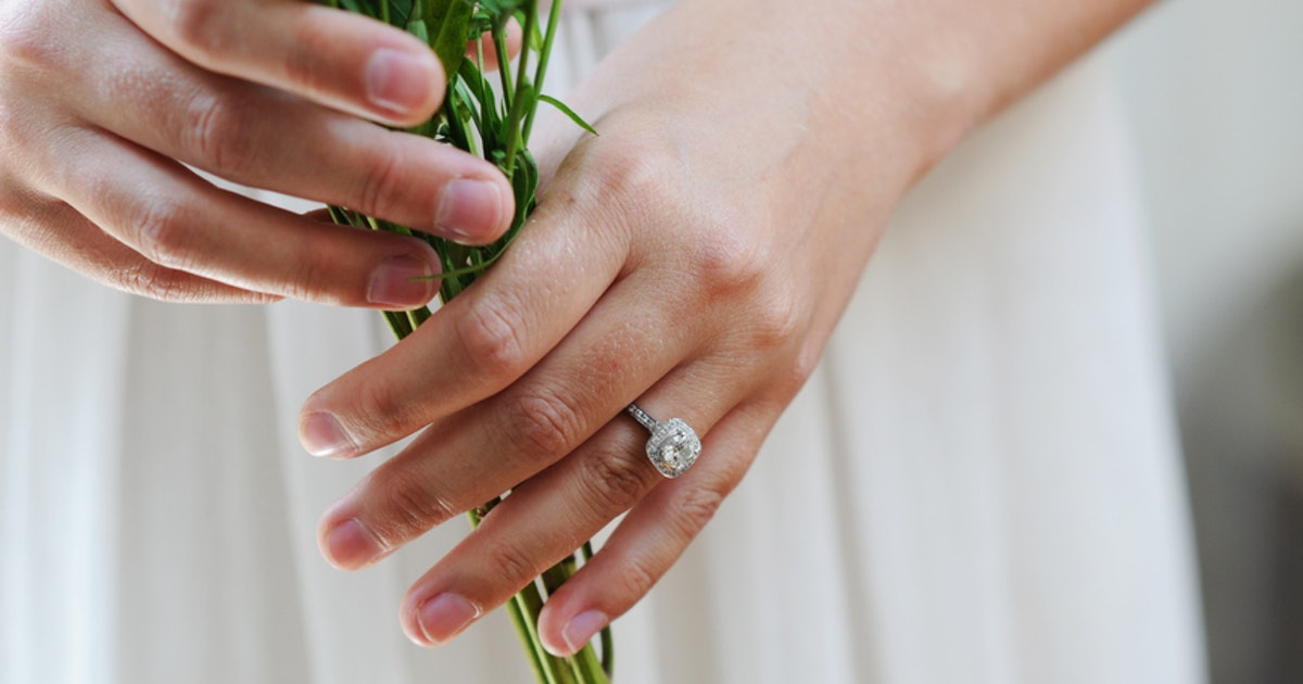 How To Pick Out An Engagement Ring You'll Love Wearing