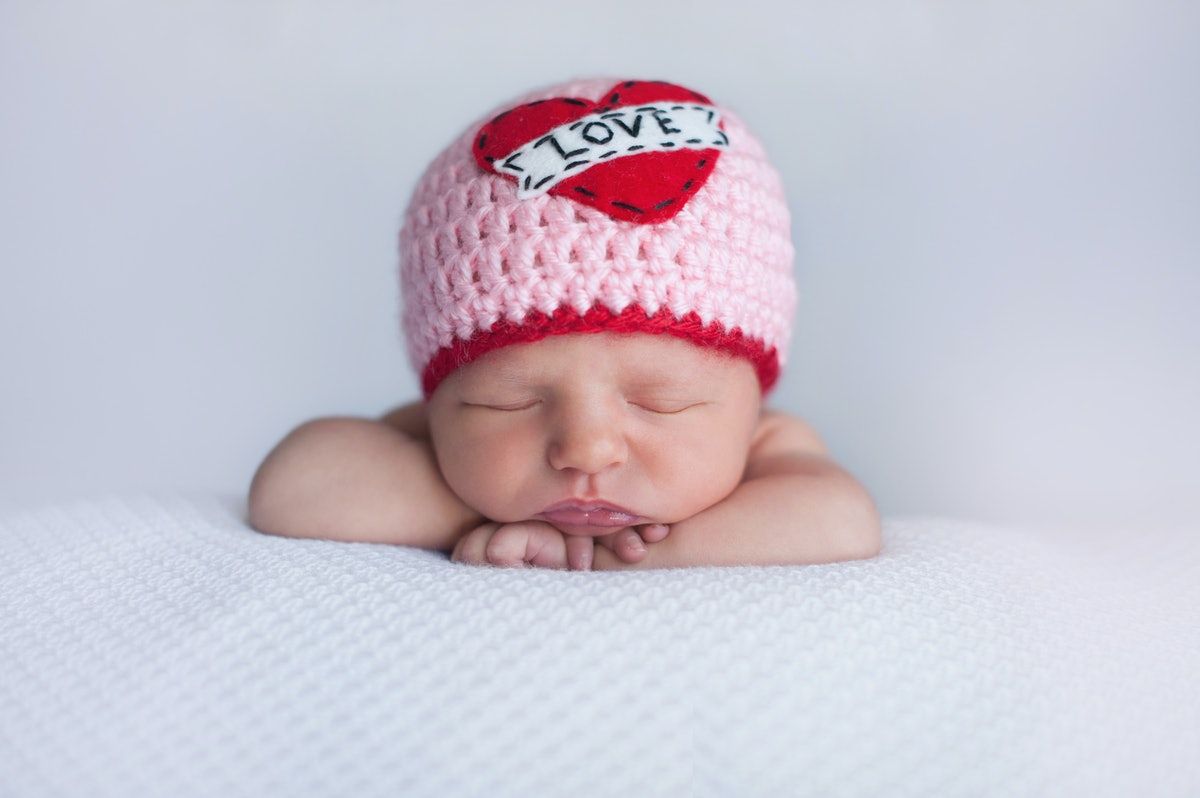 Babies Born On Valentine's Day Will Have These Traits, According To Astrology