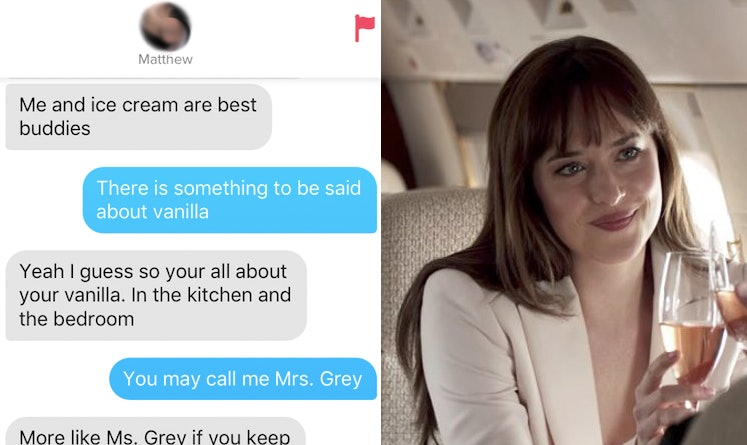 Fifty Shades Of Grey Dating App