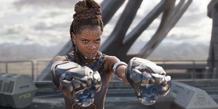 Image result for black panther shuri