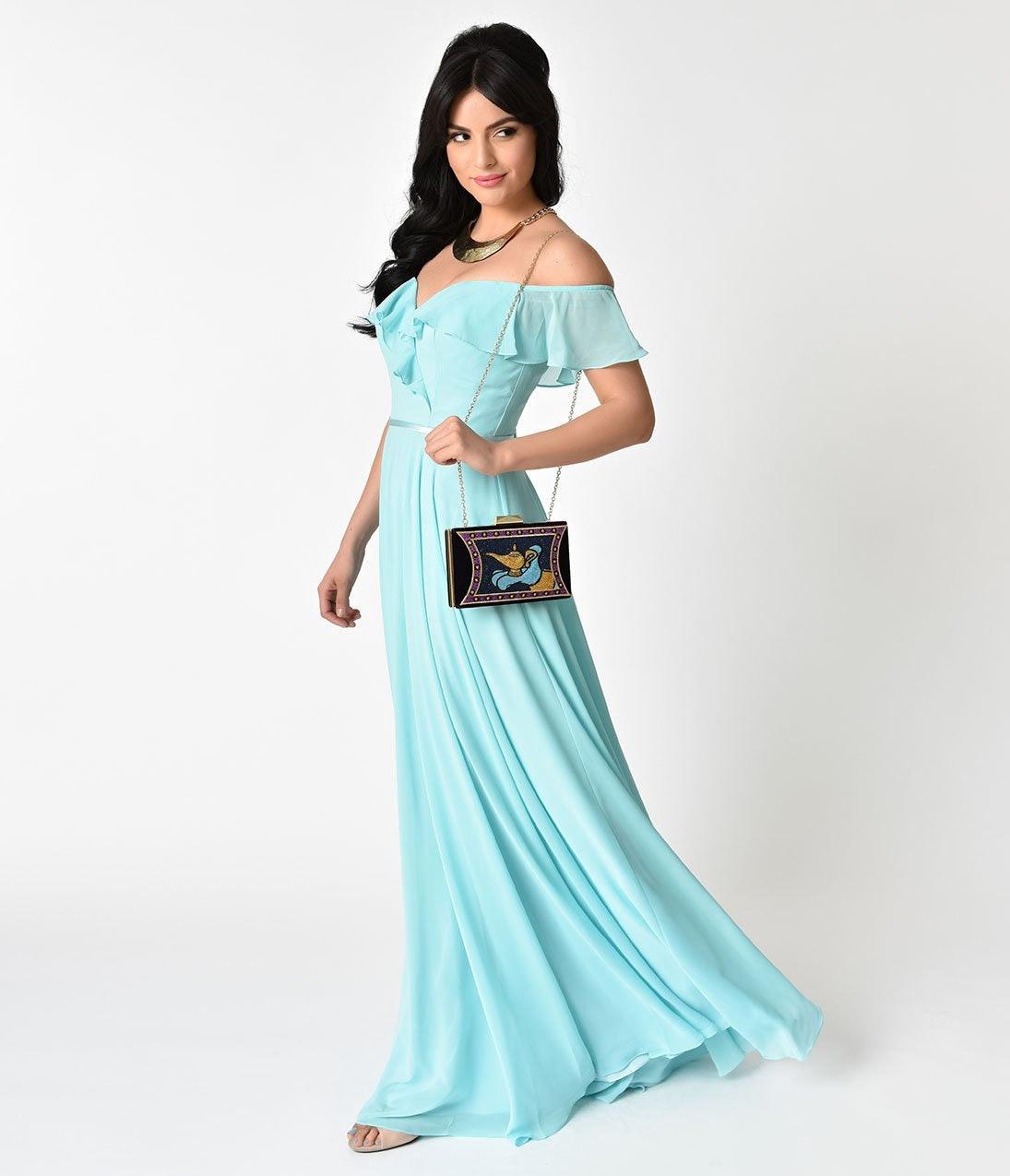 Unique Vintage\'s Disney Princess Prom Dresses Prove You Don\'t Need ...