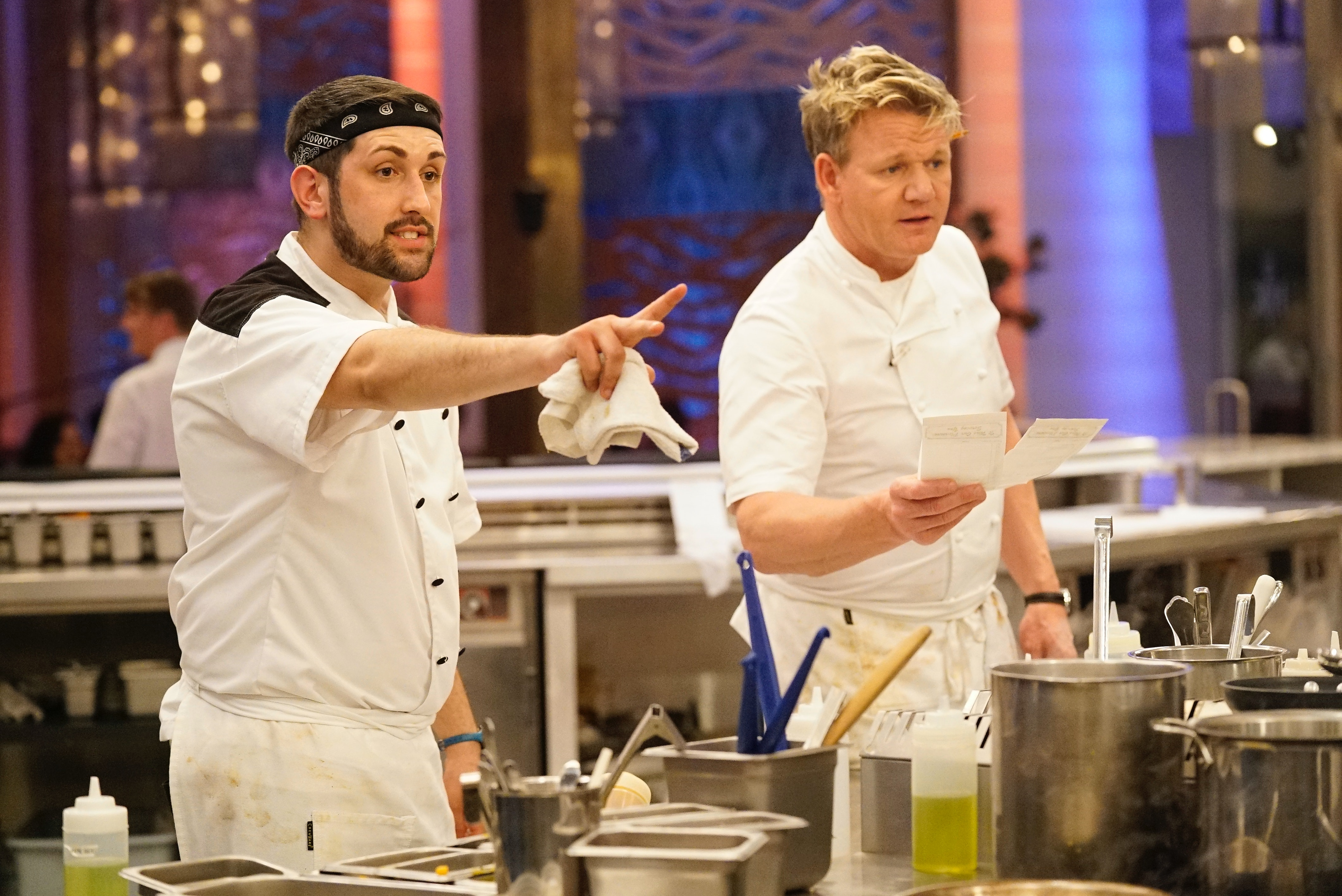 When Does Hell S Kitchen Season 18 Premiere Gordon Ramsay