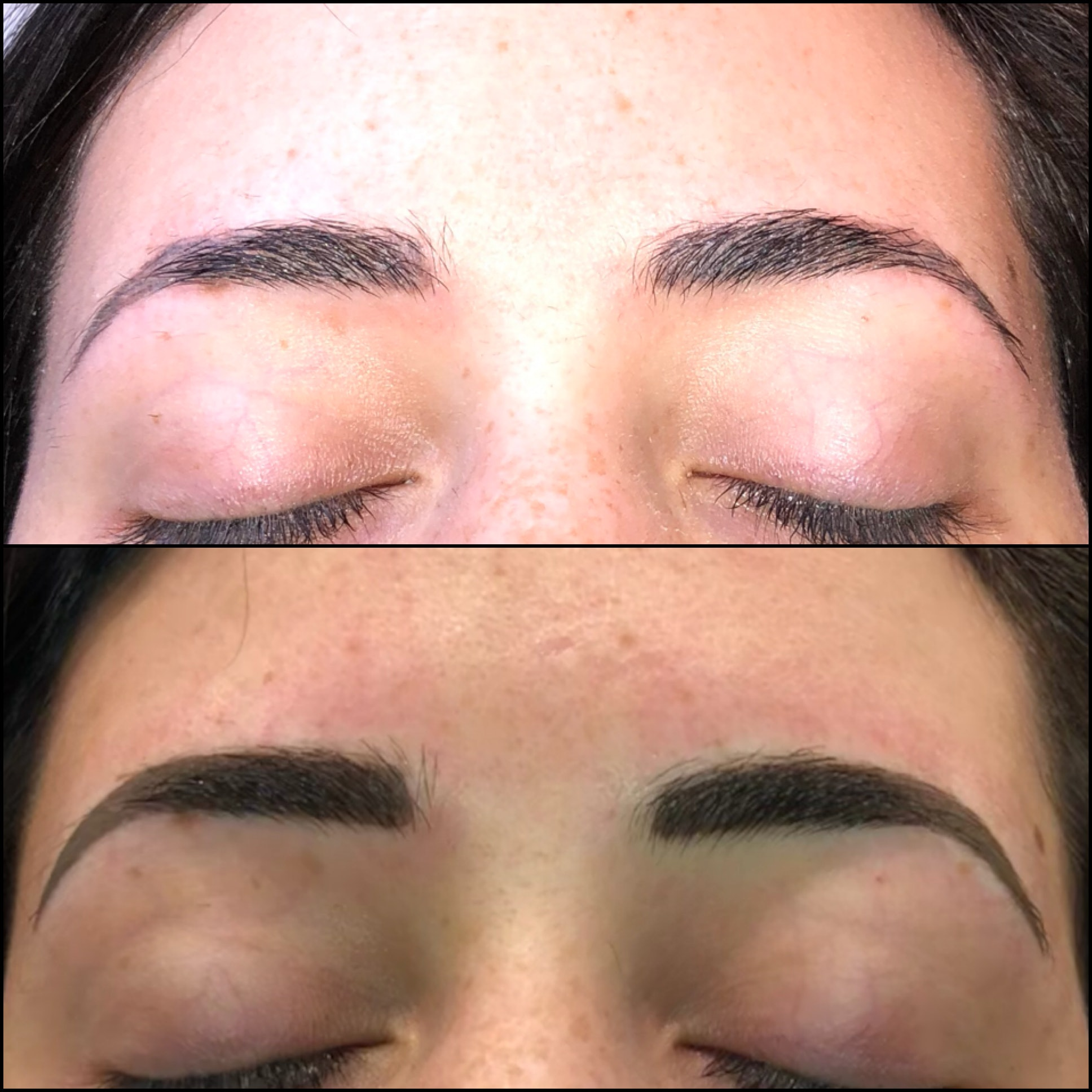What Is Eyebrow Microshading I Got Inked Learned All About It