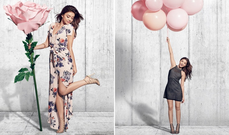 spring collection dresses