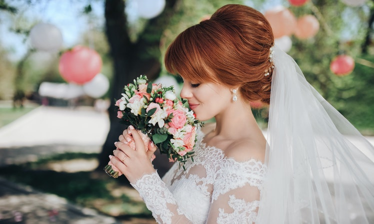 2018 pinterest wedding trends are here brides are loving these 2018 pinterest wedding trends are here brides are loving these dress colors junglespirit Images