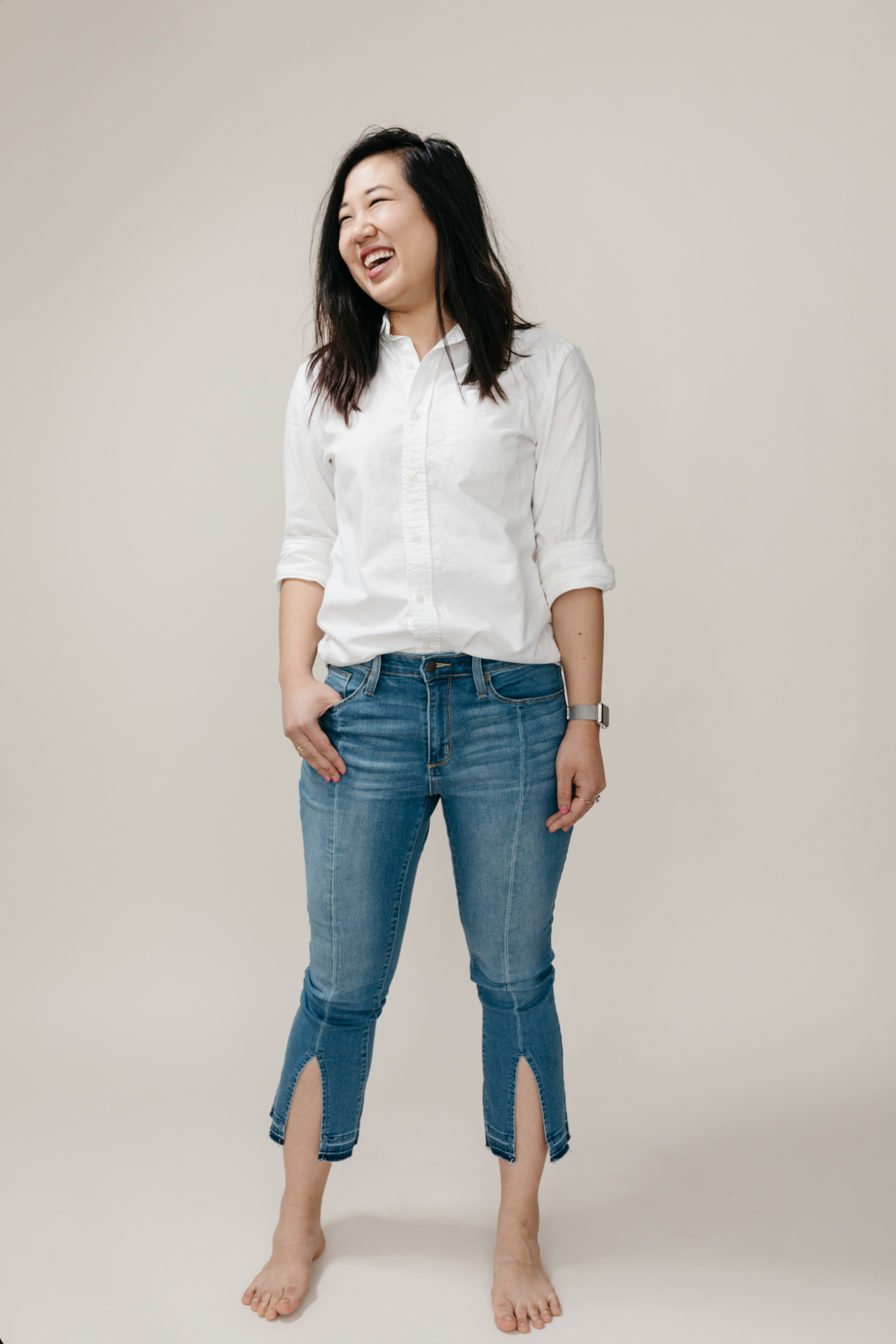 7f142787a64454 This Is What Target's Universal Thread Denim Looks Like On 15 Different  Body Types