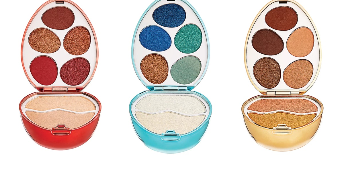 i heart makeup 39 s revolution surprise eggs will make the perfect easter egg hunt for makeup lovers. Black Bedroom Furniture Sets. Home Design Ideas