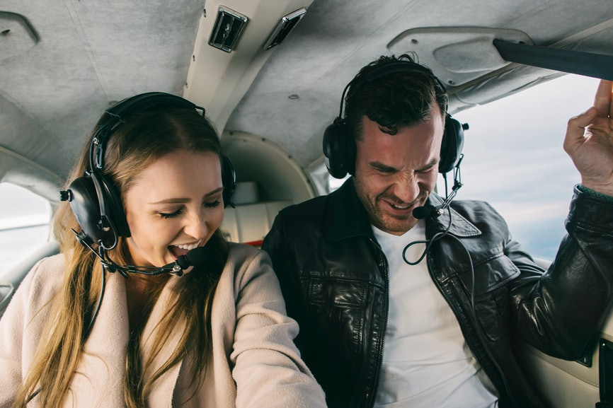 Plane Sex Stories