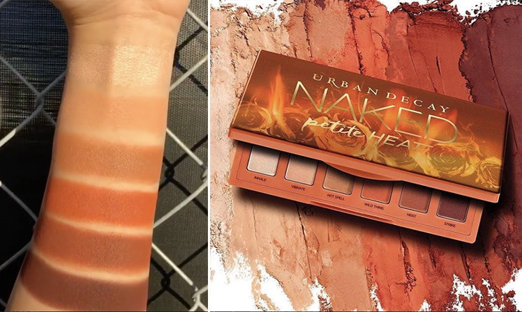 When Does Urban Decay Naked Petite Heat Drop? Sooner Than