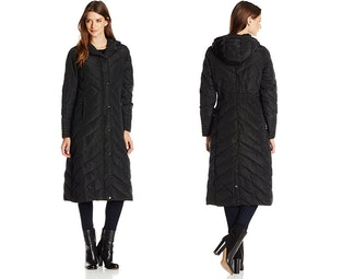 1An Extra-Long (And Super Affordable) Coat That ll Keep Your Legs Warm df2821a73