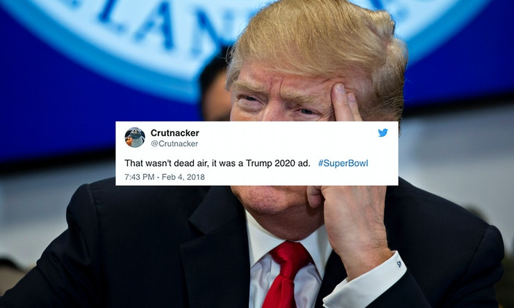 Donald Trump Super Bowl 2018 Memes & Tweets That You Need ...