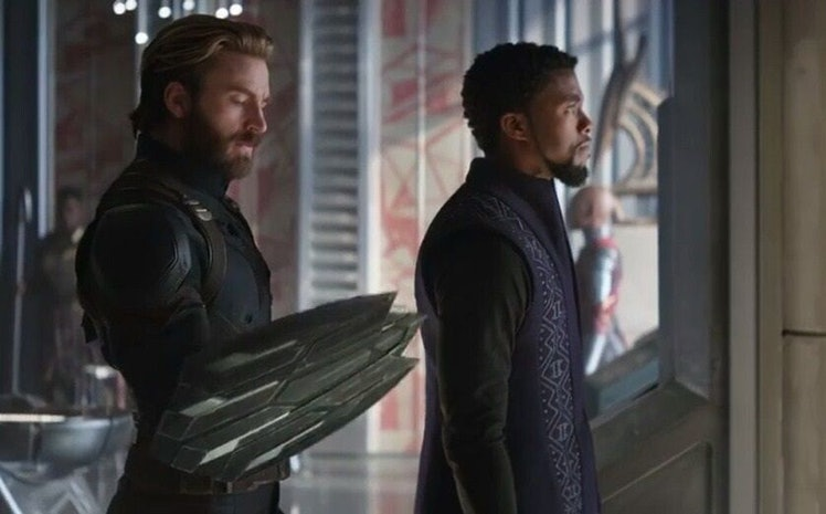 this avengers infinity war trailer detail proves